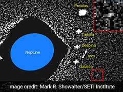 Neptune's Tiny New Moon, Could Be Fragment Of It's Larger Moon Proteus