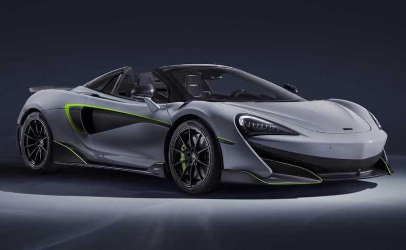 McLaren 600LT Spider MSO like all 600LTs will be hand-assembled and available only for a limited time