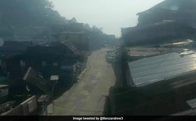 Schools Closed, Vehicles Off Roads During Nagaland Bandh Over Citizens List