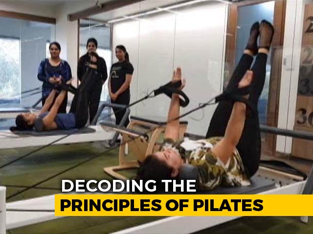 Video : Monday Motivation: The Power Of Pilates