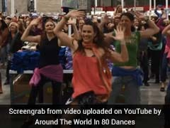Watch: When <i>London Thumakda</i> Took Over California, Thanks To This Flash Mob