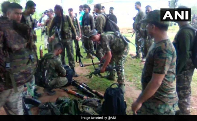 Jharkhand Jaguar Plays Key Role In Tackling Maoist Threat: Police