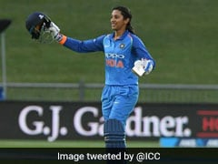 Smriti Mandhana Tops ODI Batting Charts After Heroics vs New Zealand