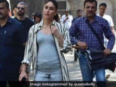 Trending: Kareena Kapoor Shoots For <i>Good News</i> With 'Baby Bump' In Mumbai