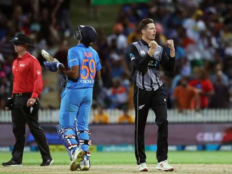 India vs New Zealand 3rd T20I Highlights: India Fall Agonisingly Short As New Zealand Claim Series 2-1