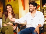 Video : Kartik And Kriti's Take On Live-In Relationships