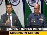 Video : Pakistan Used Air Force To Target Military Installations: India