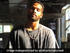 After Struggling For 6 Years, <i>Gully Boy</i>'s MC Sher Aka Siddhant Chaturvedi Roars. His Story