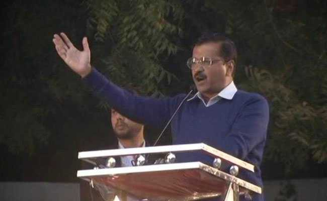 अरविंद केजरीवाल बोले- दिल्ली पर आक्रमण का सपना पाकिस्तान देखता है, मगर मोदी जी आप भी यही कर रहे हैं
