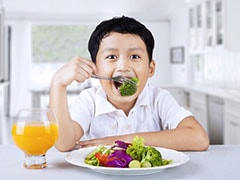 Talking About Good Food Habits Makes Kids Healthier: Study