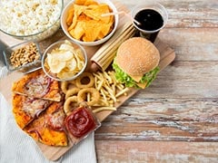 Excess Intake Of Fast Food May Make Your Kids Overweight