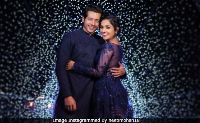 Neeti Mohan And Nihaar Pandya's Wedding Reception Reportedly Postponed. Here's Why