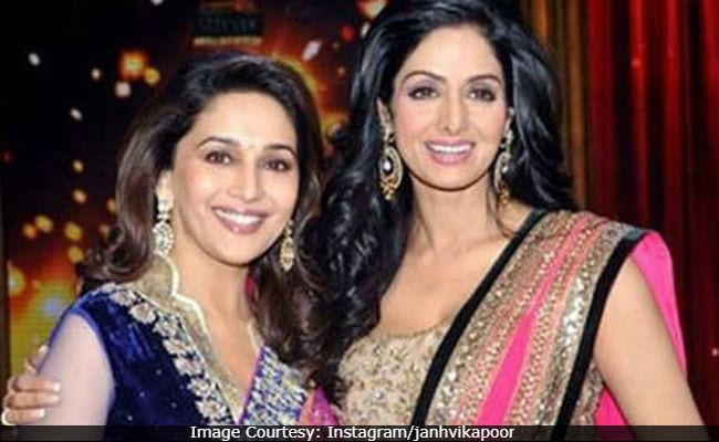 'Hope To Make Sridevi Proud,' Says Madhuri Dixit On Taking Up The Late Actress' Role In Kalank