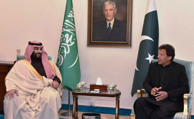 Pakistan A 'Dear Country' To All Saudis: Crown Prince Mohammad Bin Salman