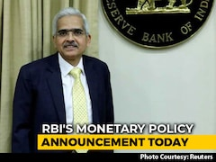 Video: RBI Seen Changing Policy Stance In Shaktikanta Das' First Review Today