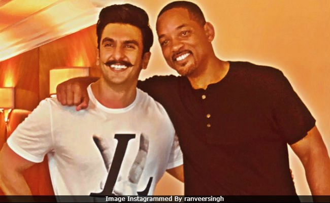 'Ranveer Singh, Loving What You're Doing With Gully Boy:' Will Smith's Special Message For The Actor