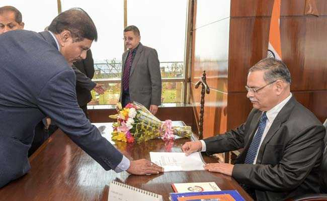 CBI Chief Convenes Review Meeting Of All Branches Of Agency