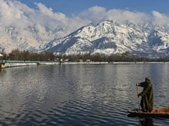 Temperature Dips To Minus 5.7 Degrees In Srinagar, Minus 14.4 In Gulmarg