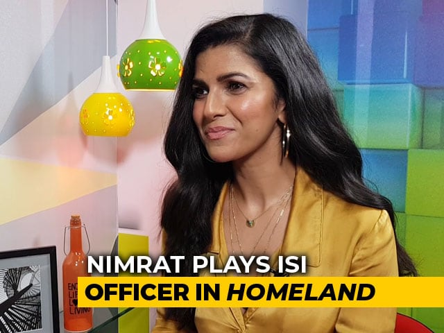Great To Be Back In Homeland Season 8: Nimrat Kaur