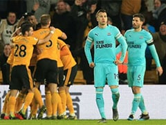 Premier League: Newcastle United Denied As Martin Dubravka Howler Rescues Wolves