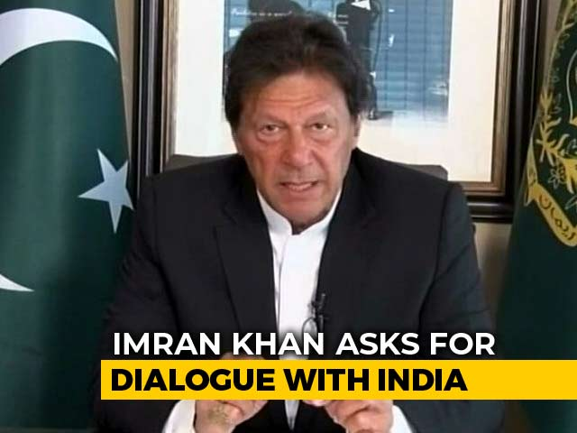 "Video : ""Won't Be In My Control Or Narendra Modi's If This Escalates"": Imran Khan"