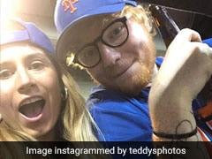 Ed Sheeran Secretly Married Childhood Sweetheart Cherry Seaborn In December: Report
