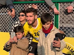 Football Bringing Pleasant Change In Troubled Kashmir