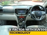 Video : Sponsored - The X-Factor with XUV300: Technology