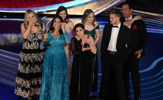 Oscars 2019: 'Let's Go Change The World' - What India-Set Period. End of Sentence Producer Said After Win