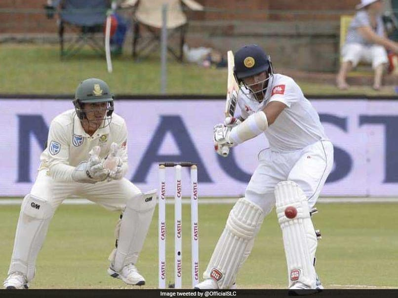 Sri Lanka Create History, Become First Asian Team To Win Test Series In South Africa