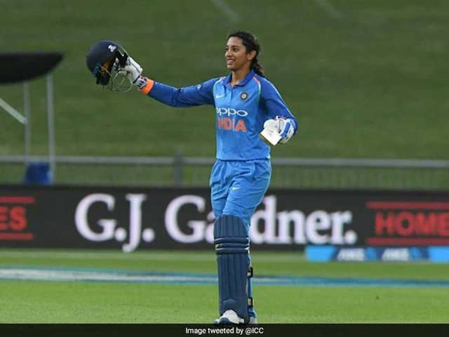 "Smriti Mandhana ""Looking Forward"" To Playing In Womens T20 Challenge"