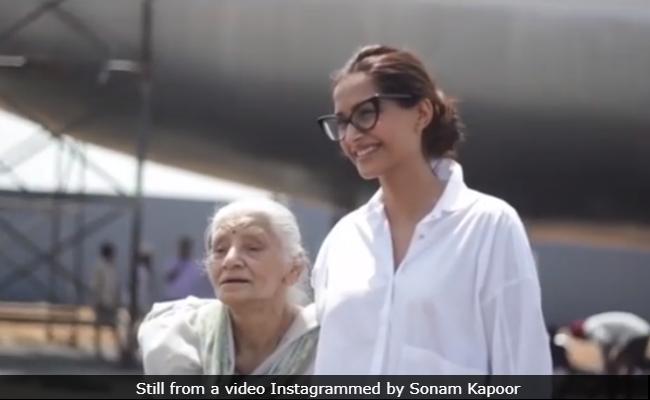 3 Years Of Neerja: Sonam Kapoor Reveals First Thing Rama Bhanot Said To Her