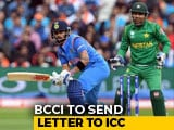 Video : Will Convey Concerns Over Pakistan To ICC: Cricket Board To NDTV