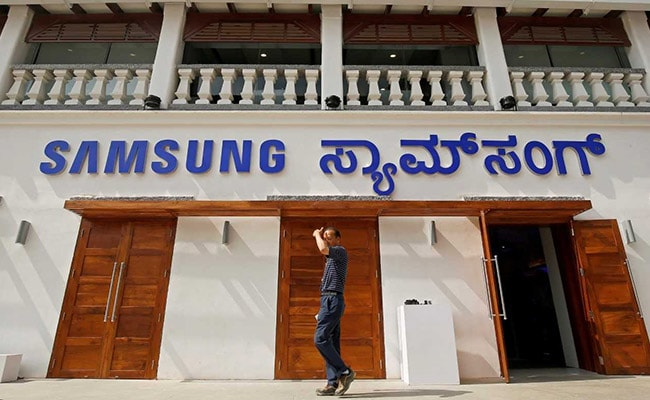 Samsung Expects $4 Billion In Indian Sales Of New Smartphone Range