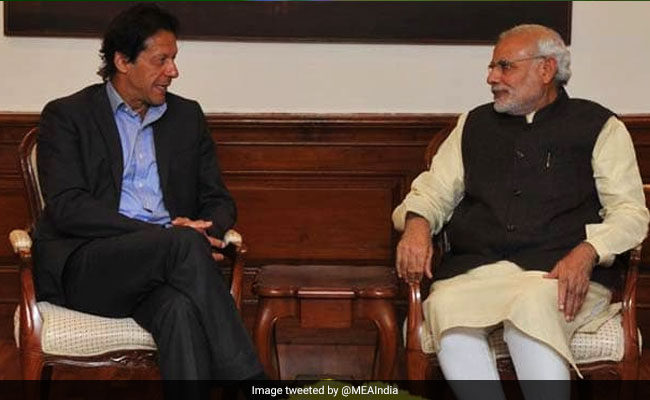 'Fake': Foreign Ministry On Report Saying India Ready For Talks With Pak