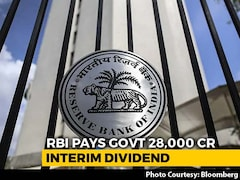 Video: RBI Gives Rs. 28,000 Crore Interim Dividend To Government Before Elections