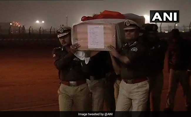 Pulwama Attack Highlights: Bodies Of Soldiers Flown To Delhi