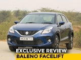 Video : Exclusive: Maruti Suzuki Baleno Facelift Review