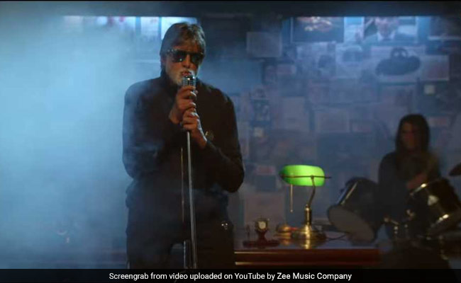 Badla Song Aukaat: Amitabh Bachchan's Rap Deserves Everyone's Attention