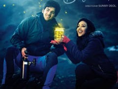 <I>Pal Pal Dil Ke Paas</I> First Look: Karan Deol's Bollywood Debut, As Presented By Dad Sunny Deol On Valentine's Day