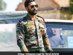 <i>Uri: The Surgical Strike</i> Box Office Report - Vicky Kaushal's Film Is Winning A 'One-Horse Race'