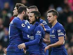 "Premier League: Chelsea Star Eden Hazard Impressed By ""Unbelievable"" Gonzalo Higuain"