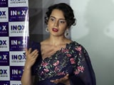 Video : Kangana Ranaut Lashes Out At Bollywood For Not Supporting <i>Manikarnika</i>