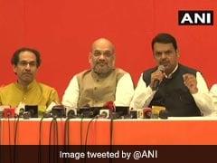 तकरार के बावजूद साथ-साथ, महाराष्ट्र में 25 सीटों पर बीजेपी और 23 पर शिवसेना लड़ेगी लोकसभा चुनाव