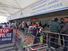 Jammu Airport To Resume Normal Flight Operations From Tuesday