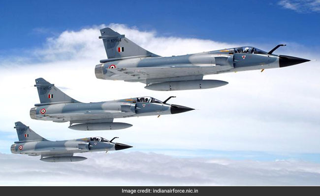 Jaish Camp Hit In 90-Second Op, Jets Returned Without A Scratch: Sources