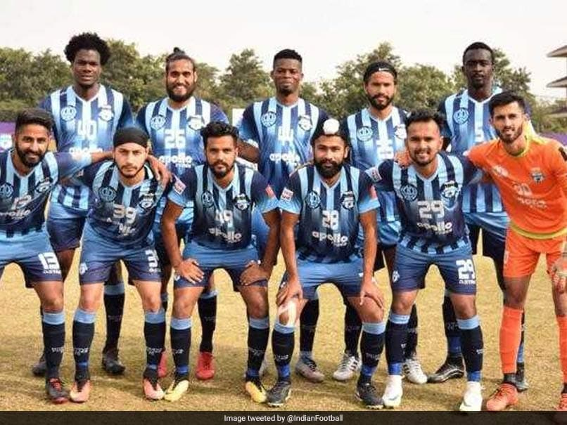 b1e7d270f Pulwama Attack  Minerva Punjab Request AIFF To Shift Srinagar Game ...