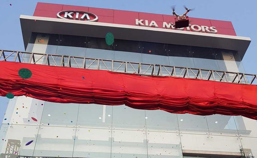 Around 120 Kia showrooms are open, and the company plans to resume operations in others soon