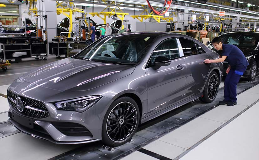 The new CLA Coupe is likely to enter the European markets by May 2019