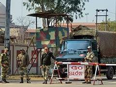 Punjab On High Alert After Indian Air Force Hits Jaish Camp